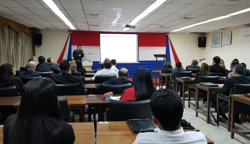 NO PAGUE DENUNCIE! Jornada de Capacitación con alumnos del IAEE.