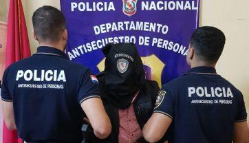 DETENCIÓN DE PERSONA, ALLANAMIENTO DE VIVIENDA E INCAUTACIÓN DE EVIDENCIAS EN CASO DE EXTORSIÓN POR SEXTING