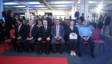 El Departamento de Identificaciones presente en la Expo Fiscalía 2017