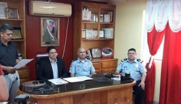 FIRMA DE CONVENIO PARA LA HABILITACIÓN DE LA OFICINA REGIONAL DE J. EULOGIO ESTIGARRIBIA – CAAGUAZÚ