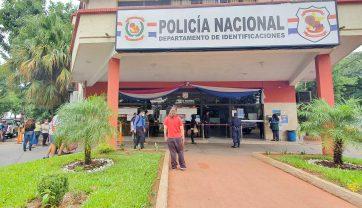 HORARIO DE ATENCIÓN EXCEPCIONAL ESTABLECIDO POR EL DEPARTAMENTO DE IDENTIFICACIONES