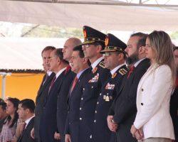 CEREMONIA DE EGRESO DEL SEGUNDO CURSO DE OPERACIONES TACTICAS MOTORIZADAS (LINCE)