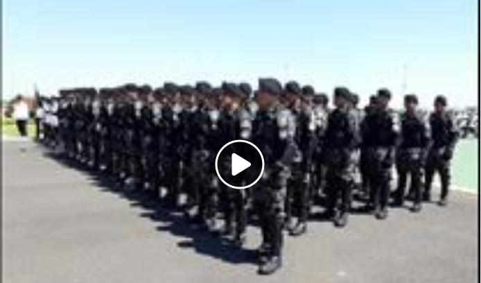 Mensaje del Excelentisimo Señor Presidente de la República del Paraguay, Don Horacio Cartes a la Policía Nacional