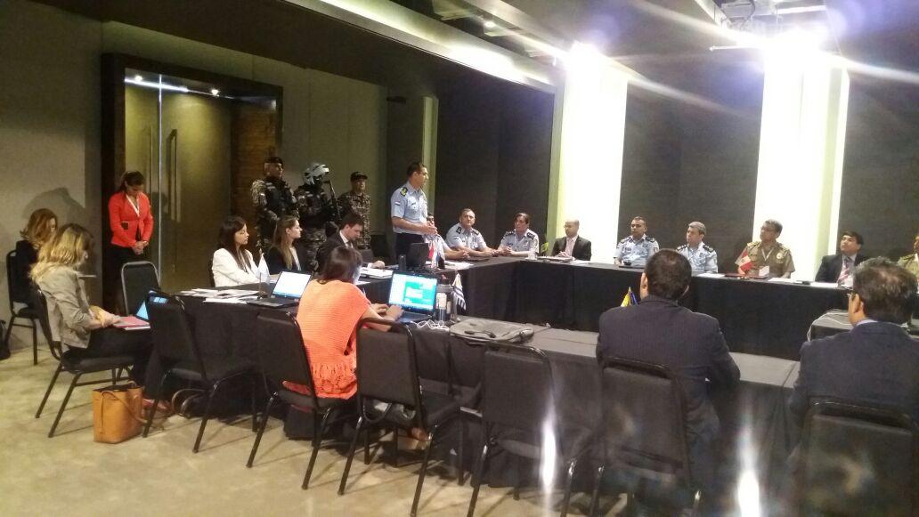 SEGUNDO DIA DE REUNIÓN PREPARATORIA CON EQUIPOS TÉCNICOS DEL MERCOSUR