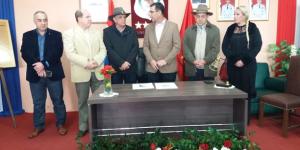 CONVENIO ENTRE LA POLICIA NACIONAL Y LA ASOCIACION  RURAL DEL PARAGUAY