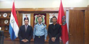 APOYO DEL COMANDANTE AL PERSONAL POLICIAL – CASO CURUGUATY