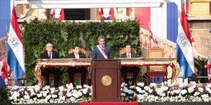 Presidente Abdo Benítez se comprometió a combatir el crimen y fortalecer las FF.AA. y la Policía