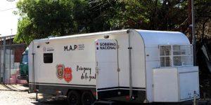 Comisiones vecinales del Barrio Obrero agradecen instalación del MAP en la zona
