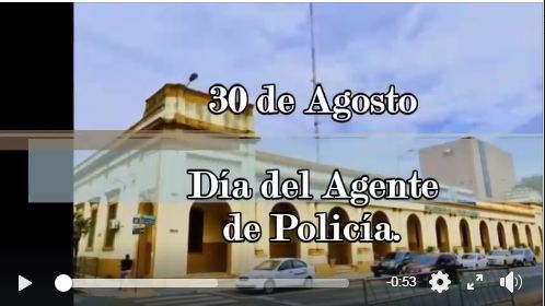 FELIZ DIA DEL AGENTE DE POLICIA Y DE NUESTRA SANTA PATRONA «SANTA ROSA DE LIMA»