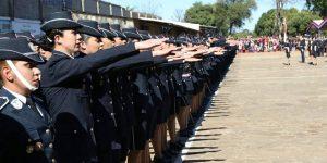 CEREMONIA DE EGRESO SU SUBOFICIALES COLEGIO DE POLICIA «SGTO AYDTE. MERLO SARAVIA»
