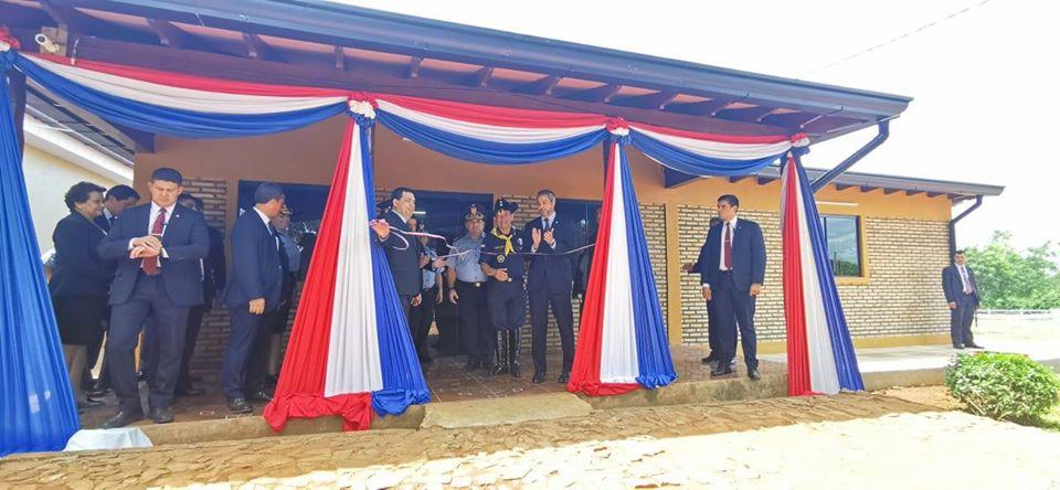 Habilitación de Mejoras Edilicias en la Agrupación Montada de la Policía Nacional