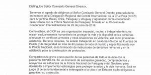 FUERZA DE POLICIA Y DE SEGURIDAD (PARAGUAY)